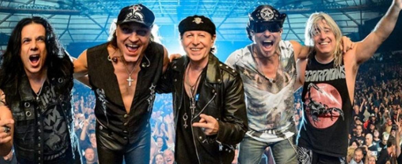 Scorpions suma 'shows' en Guadalajara y Monterrey