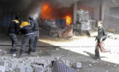 Ofensiva del régimen sirio contra bastión rebelde deja al menos 130 muertos