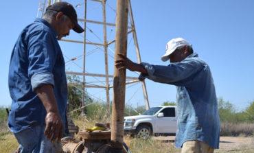 Instala Oomapas equipo de bombeo en la comunidad de Etchohuaquila