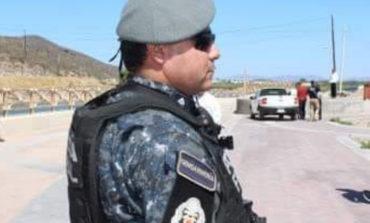 Arriban Al Puerto De Guaymas, Mas De Un Centenar De Elementos De La Gendarmería Nacional