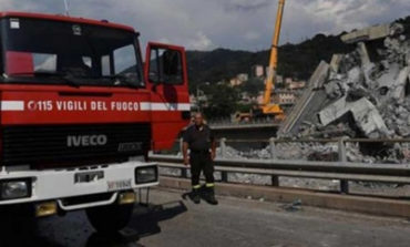 Suben a 43 los muertos por derrumbe en Italia