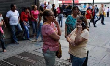 Réplica de sismo causa pánico en Venezuela