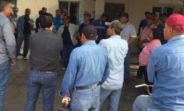 Visita Ramón Diaz Nieblas cuadra municipal
