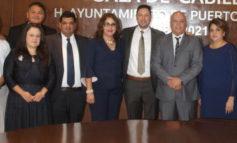 Aprueba Cabildo nuevo Secretario Municipal, Tesorero, Comisario de Seguridad y Contralor Municipal
