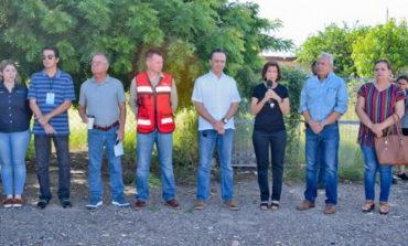 Realizan Jornada de Descacharre en fraccionamiento Jacarandas