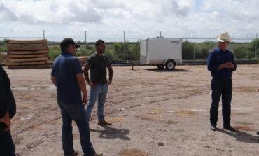 Inicia la construcción del reservorio que almacenara 2 millones de litros de agua