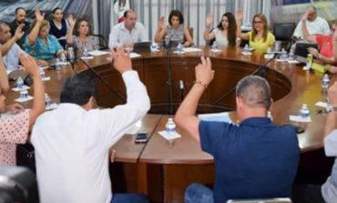 En Sesión comisiones unidas de gobernacion y Oomapas