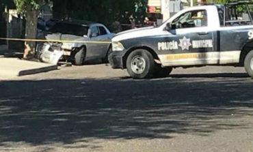 Atacan a tiros a mujer cuando iba a dejar a su hija a la escuela