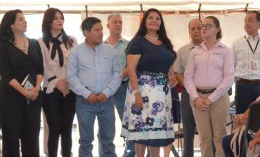 Inaugura Alcaldesa actividades del Dr. Vagón