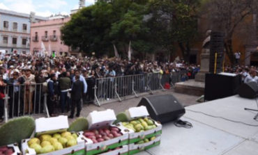 Nuevo Gobierno Federal buscará resolver problemática de exbraceros de manera definitiva, anuncia AMLO en Zacatecas