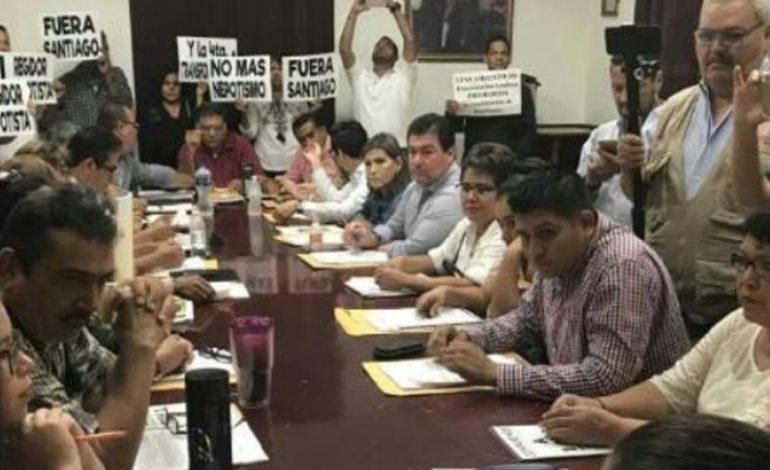 Rechazan regidores plan de austeridad propuesto por AMLO