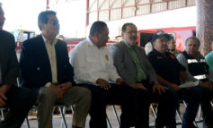 Participa Alcalde En Entrega De Equipo Y Unidades Al Departamento De Bomberos De Cajeme