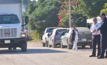 Realiza alcaldesa Rosario Quintero recorrido por panteones