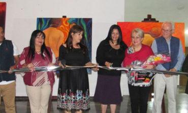 """Inaugura exposición de pintura """"Aromas de color Intenso"""""""