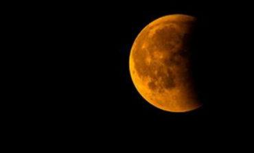 Primer Eclipse Lunar Del Año Se Verá En México