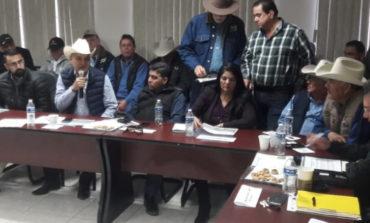 Acude Alcalde de Huatabampo a reunión convocada por la Sociedad de Usuarios del Distrito de Riego 038