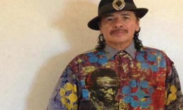 Carlos Santana regresa a México para importantes festivales El famoso guitarrista se presentará en el Vive Latino