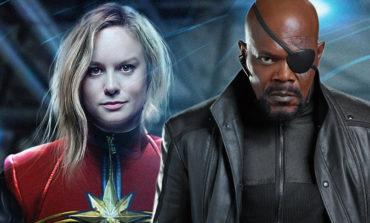Así es el brutal entrenamiento de Brie Larson para Capitana Marvel