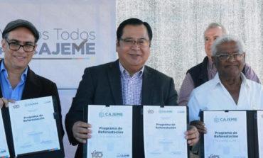 Avanza Programa De Resforestación Cajeme Al 100