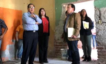 Supervisa Alcalde Mariscal Alvarado Rehabilitación Del Registro Civil De Pueblo Yaqui
