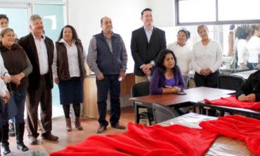 Dan inicio los cursos talleres de ICATSON en el centro comunitario de la PRI 90