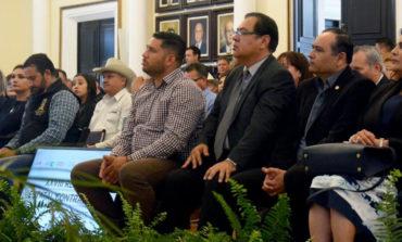 Firma Alcalde Mariscal Alvarado Acuerdo De Transparencia Y Combate A La Corrupción