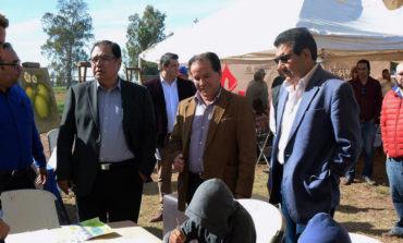 Brinda Alcalde Atención Directa A Vecinos De Pueblo Yaqui Y Sus Delegaciones
