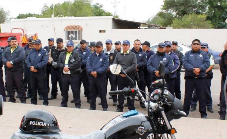 RDN entrega tres motopatrullas a seguridad pública