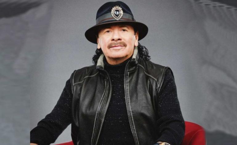 Carlos Santana movido por la fe
