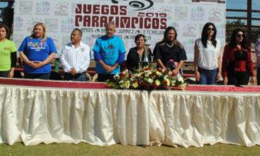 DIF Navojoa, presente en juegos paralímpicos Regionales del Sur de Sonora