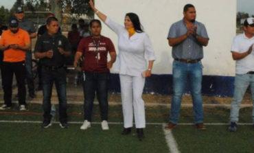 Inaugura Alcaldesa Chayito Quintero, Copa de Fútbol Soccer con Equipos de Sonora y Sinaloa