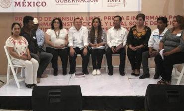 Participa Mancha Ornelas En Foro Sobre La Reforma De Derechos De Pueblos Indígenas Y Afromexicanos