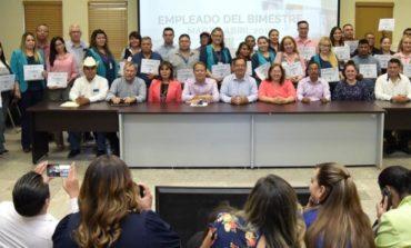 Reconoce Mariscal Alvarado A Empleados Destacados Del Ayuntamiento De Cajeme