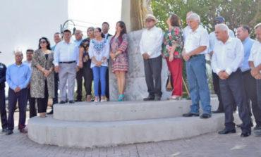 Conmemoran el 147 aniversario luctuoso de Benito Juárez