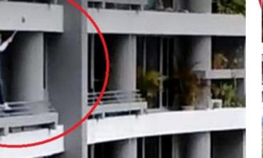 Mujer cae desde piso 27 por tomarse una selfie