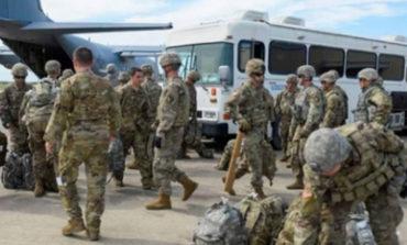 Llegan mil soldados a McAllen para frenar caravana migrante