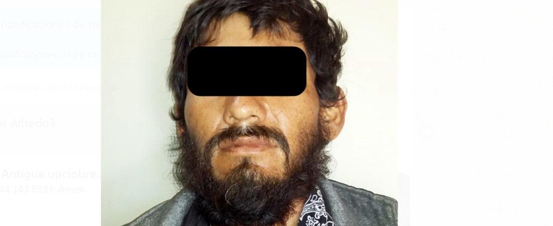 Aseguran Agentes De La Fiscalía A Hombre Con Un Machete En Huatabampo, Quien Figura En Investigaciones Por Feminicidio