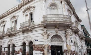 Anuncia Sara Valle restauración de edificio histórico del Banco Nacional de México