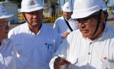 Nahle anuncia inversión de 25 mil mdp para rehabilitar refinerías