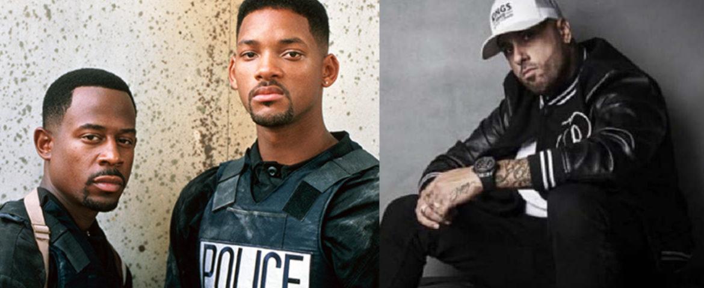 Nicky Jam será uno de los villanos en 'Dos Policías Rebeldes 3'