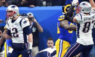 Patriotas, campeones del Super Bowl LIII