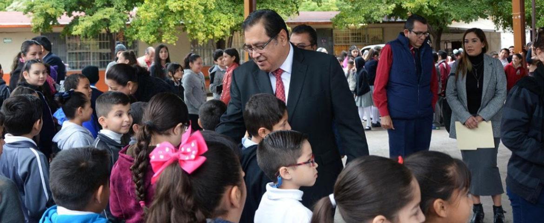 Promueve Alcalde Valores Fundamentales En La Niñez De Cajeme