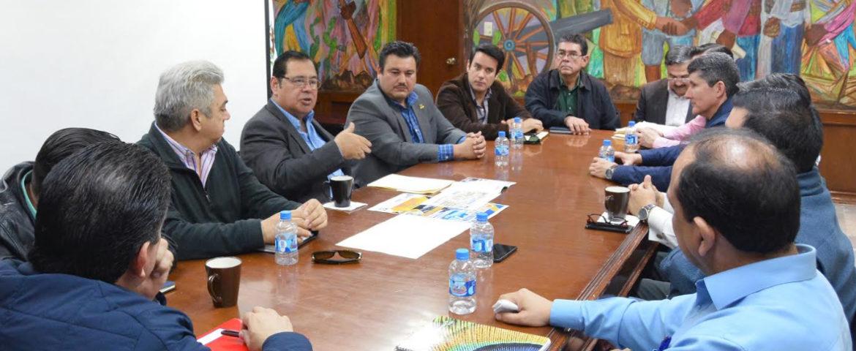 Organismos Empresariales Respaldan Inversiones Para El Oomapasc