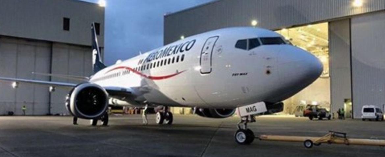 Aeroméxico Suspende Vuelos Con Aeronaves Boeing 737 Max 8 Tras Accidente En Etiopía