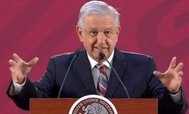 Queremos buena relación con EU, no polemizaremos: López Obrador