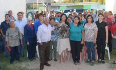 Reafirma alcaldesa Rosario Quintero compromiso de hacer gobierno cercano a la gente en comunidad El Dátil