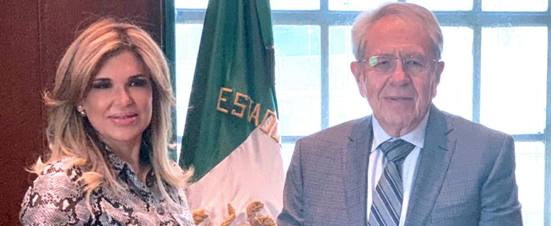 Solicita Gobernadora Pavlovich que Sonora sea prioridad de inversión en salud a nivel federal  *