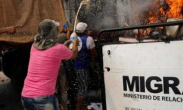 Opositor causó incendio de ayuda para Venezuela, revela análisis