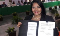 Firma convenio Gobierno Municipal con Cecop