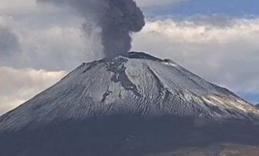 Explota El Popocatépetl, Cimbra La Ciudad De Puebla